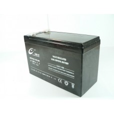 Battery Lead Crystal 12V 7AH