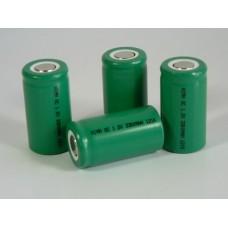 Battery NiMH SC Flat Top 1.2V 3300mA
