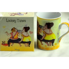 Ceramic Mug - Fat Ladies - Looney Tunes